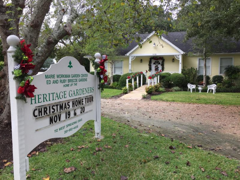 Christmas Home Tour 2016 Friendswood